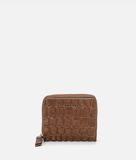 Purse with crocodile embossing from liebeskind