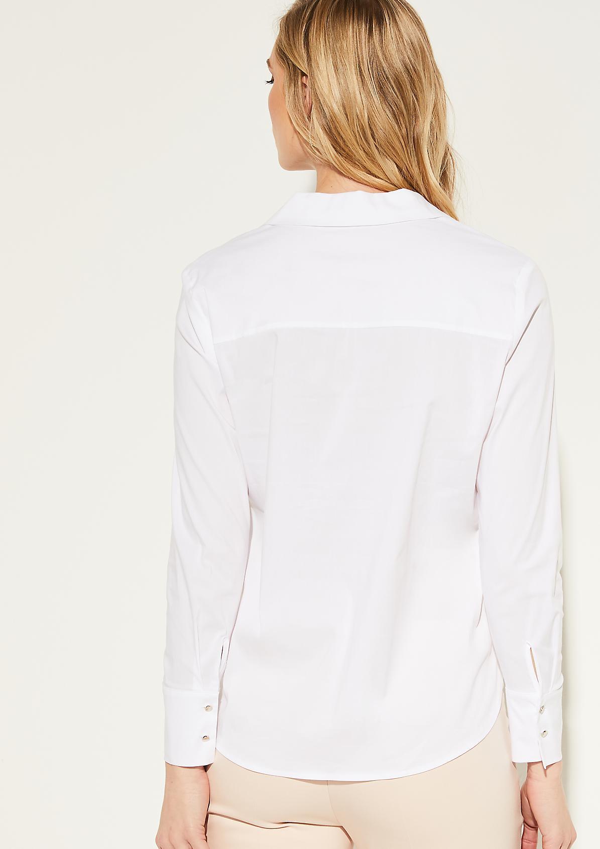 Bluse aus elastischer Qualität