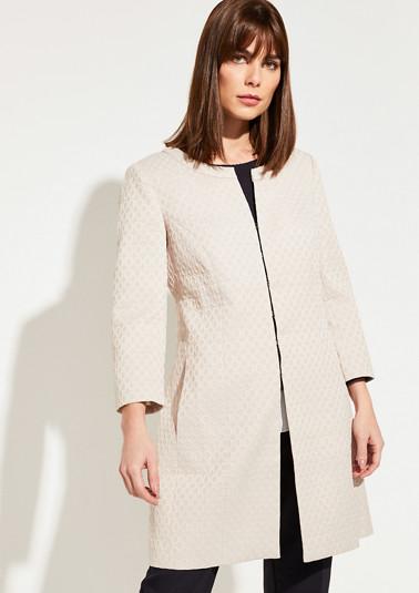 Mantel aus Jacquard