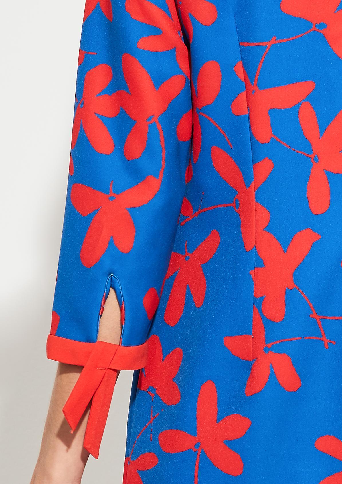 Kleid aus elastischer Qualität