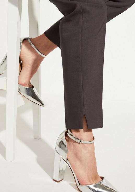 Regular Fit: Hose im eleganten Look