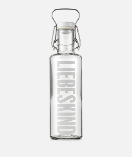 Drinking bottle for on the go from liebeskind