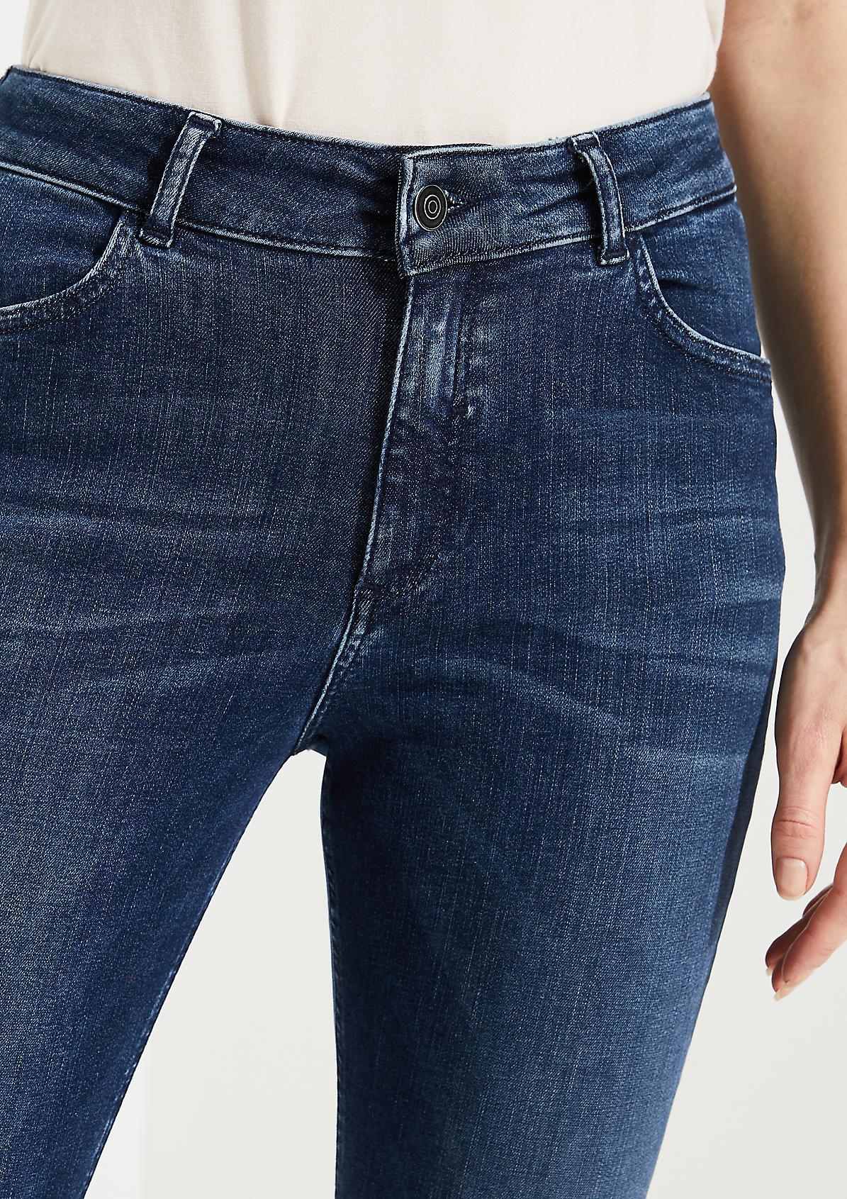 Slim Fit: Skinny leg-Jeans