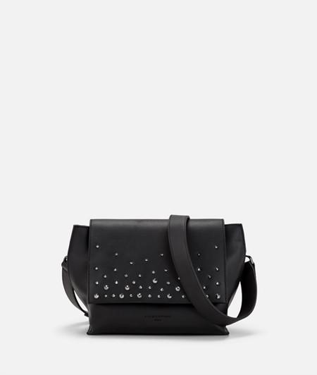 Shoulder Bag verziert mit Kristallen von Swarovski®