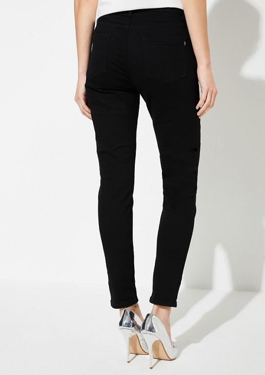 Slim Fit: Slim leg-Jeans