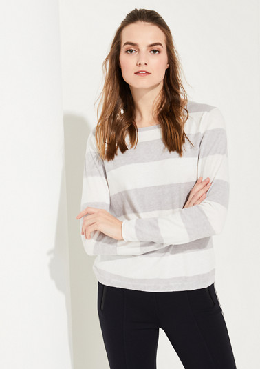 Fine knit jumper from comma