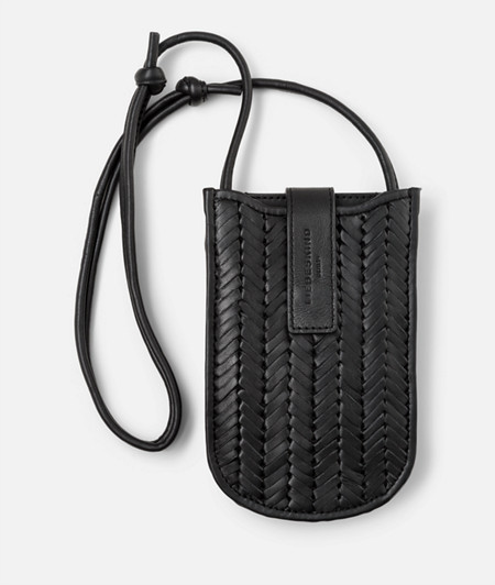 Cross-body and neck pouch from liebeskind