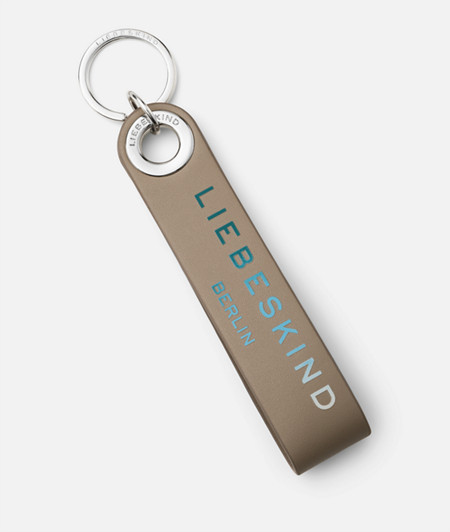 Key ring with logo lettering from liebeskind