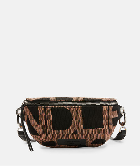 Woven belt wallet from liebeskind