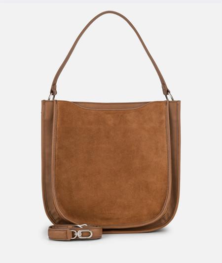 Hobo Bag in Sattelform