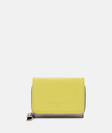 Medium-sized purse with colour blocking from liebeskind