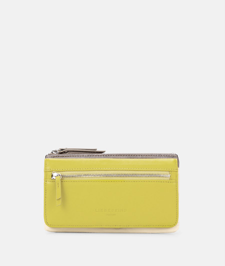 Large purse with colour blocking from liebeskind