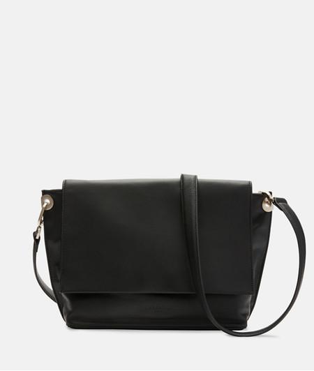 mittelgroße Messenger Bag im Business-Look