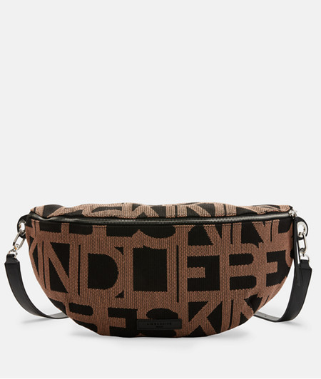 Oversized belt wallet from liebeskind