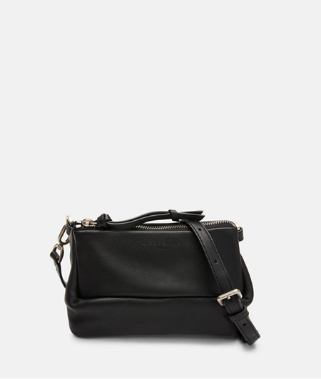 Slouchy shoulder bag from liebeskind