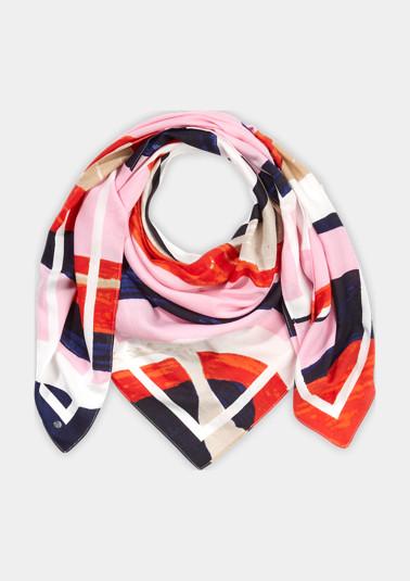 Fine viscose scarf from comma