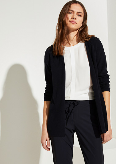 Pure cotton cardigan from comma