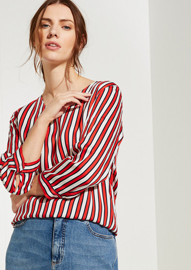 Striped blouse from comma