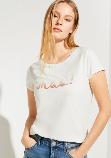 T-shirt from comma