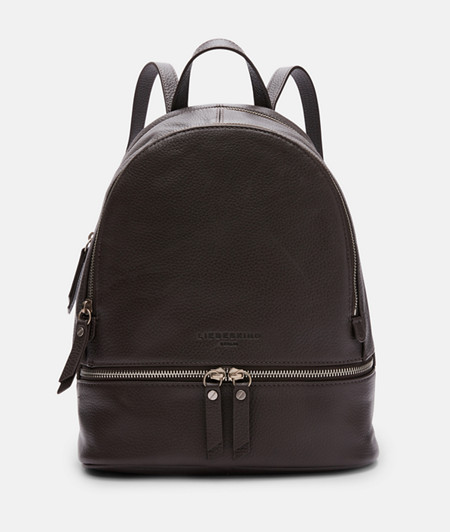 Leather rucksack from liebeskind