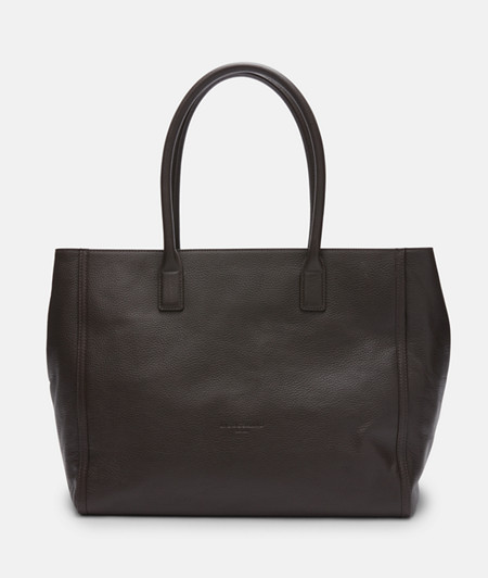 Large leather shopper from liebeskind