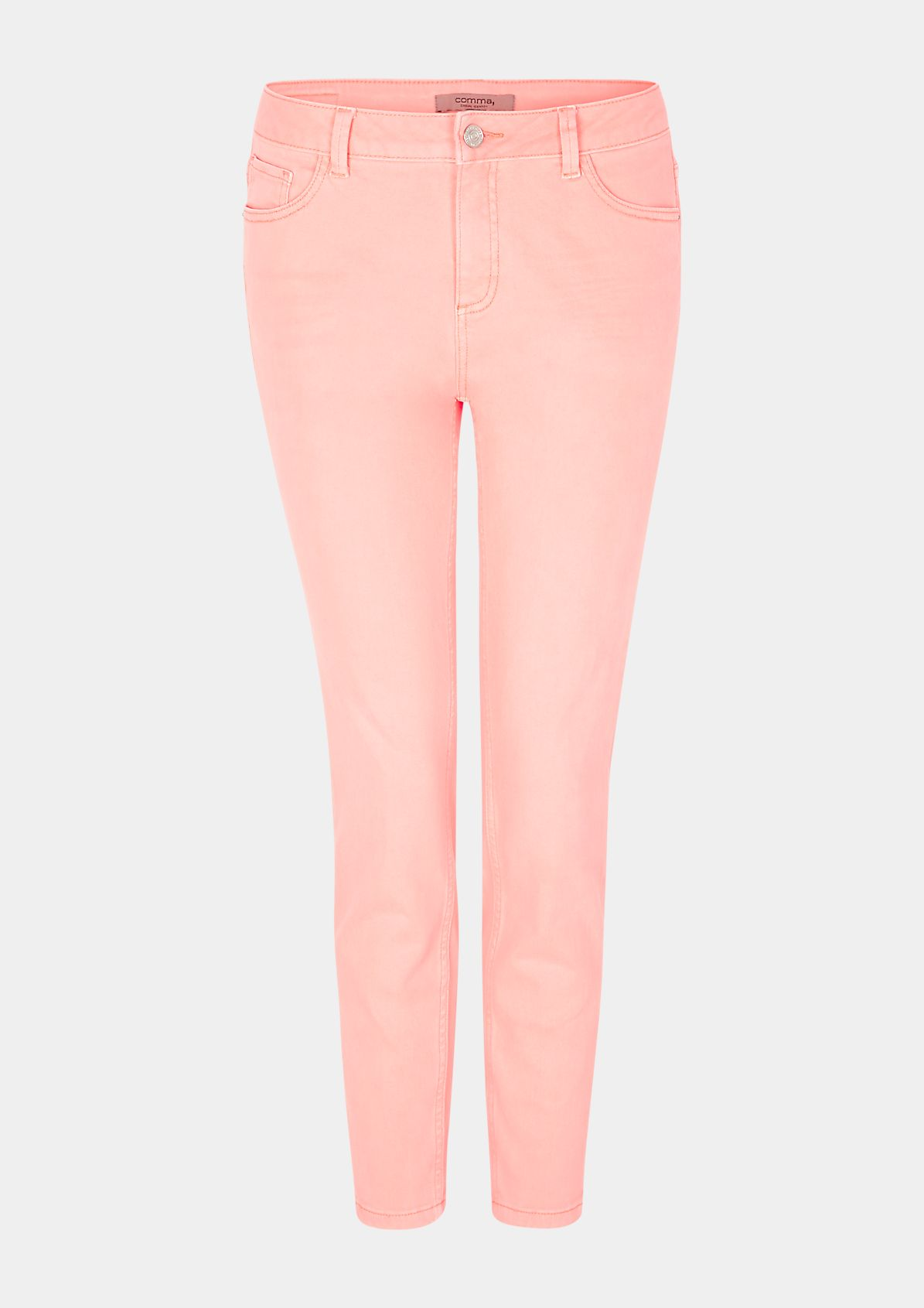 Skinny Fit: Coloured Jeans