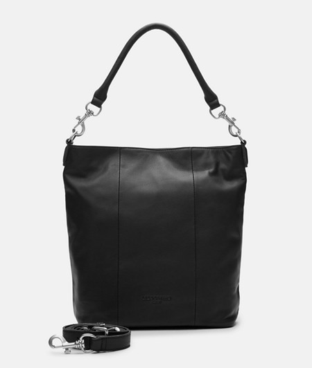Shoulder bag in leather from liebeskind