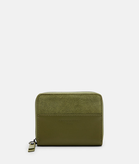 Wallet with suede from liebeskind
