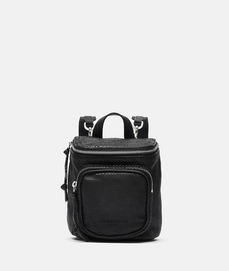 Small leather rucksack from liebeskind