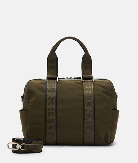 Bag made of recycled nylon from liebeskind