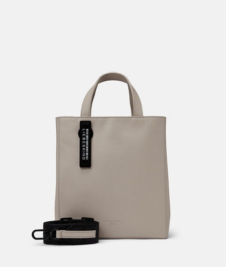Leather tote bag from liebeskind