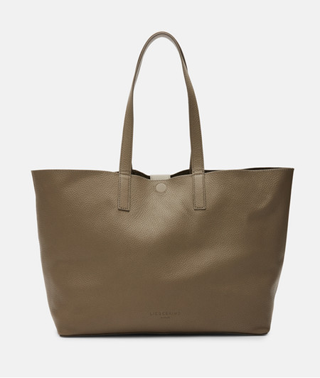 Shopper with a reversible design from liebeskind