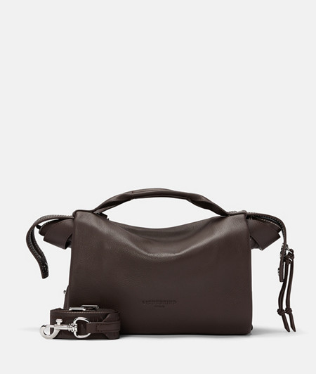 Satchel Bag aus Leder