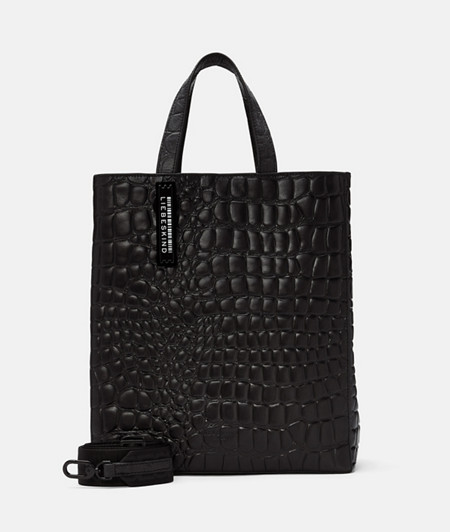 Minimalist handbag in a DIN format from liebeskind