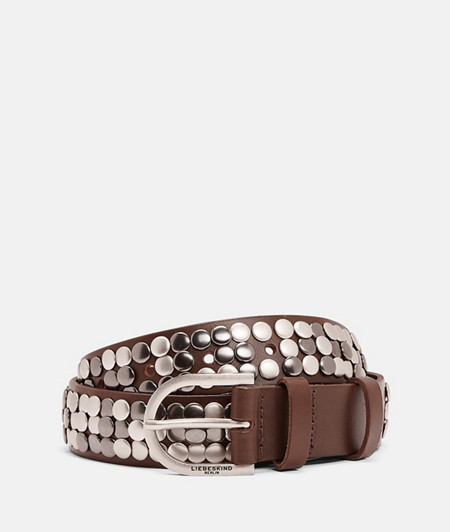 Studded belt from liebeskind