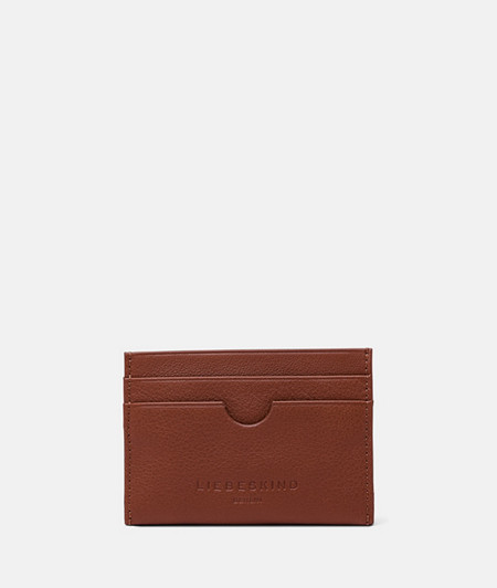 Card holder made of smooth leather from liebeskind