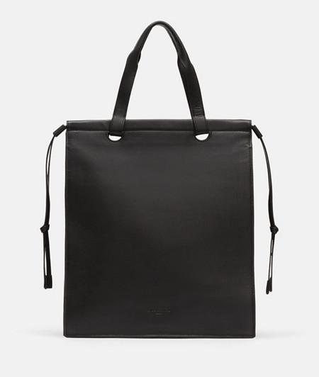 Tote Bag aus Leder im DIN-Format