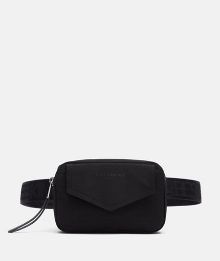 Belt bag made of recycled nylon from liebeskind