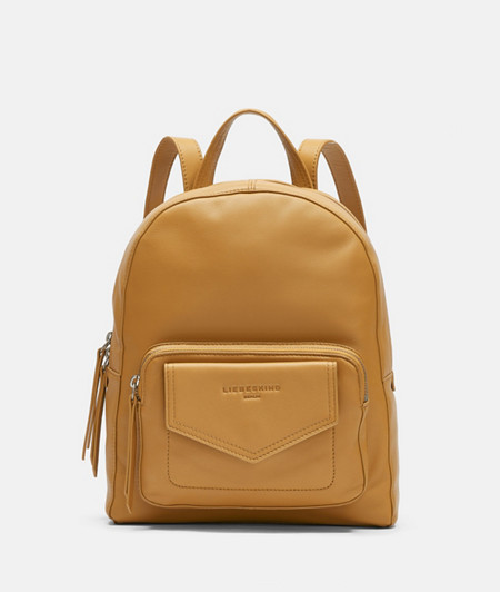 funktionaler Rucksack mit aufgesetztem Frontfach