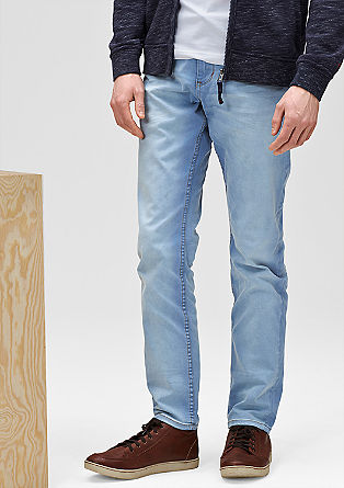 Close Slim: light denim from s.Oliver