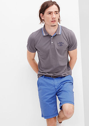 Plek Loose: coloured Bermudas from s.Oliver