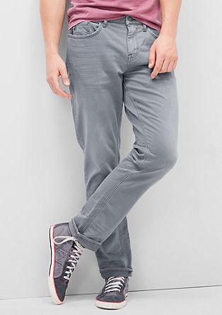 Tubx Straight: Jeans hlače jogging