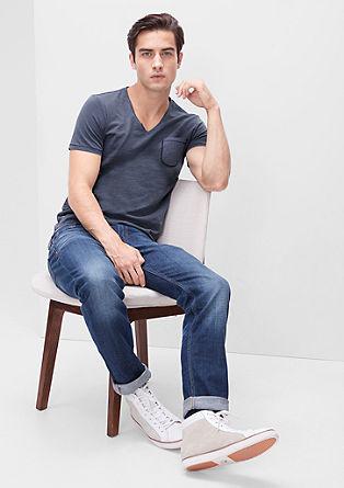 Garment Dyed-Shirt