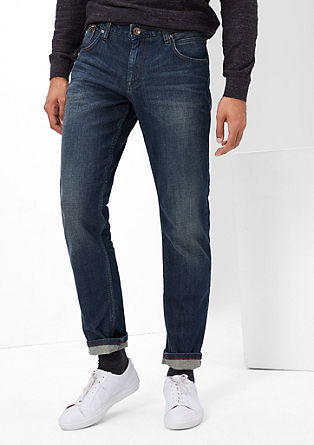 Tubx Straight: casual jeans from s.Oliver