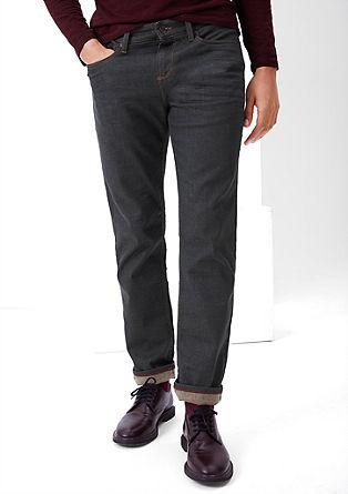Tubx Straight: Stretchige Jeans