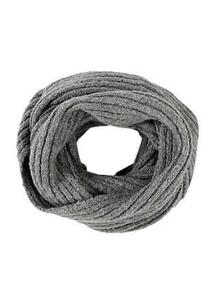 Chunky knit snood from s.Oliver