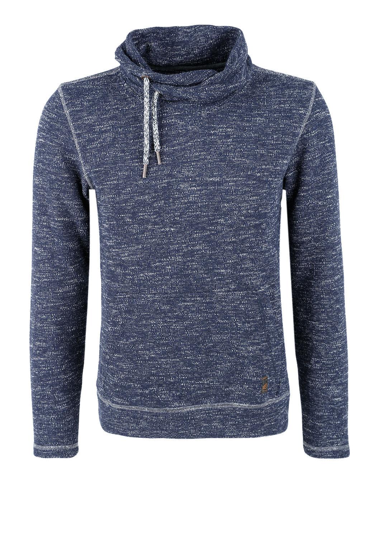 buy knit sweatshirt with a turtleneck s oliver shop. Black Bedroom Furniture Sets. Home Design Ideas