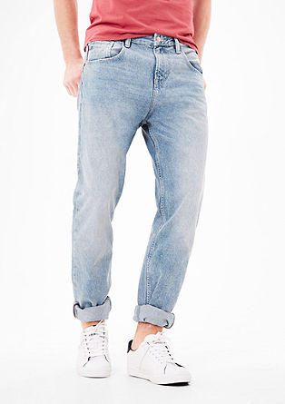 Curt Straight: light denim from s.Oliver