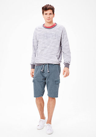 Tubx Jogger: Casual Bermudas from s.Oliver
