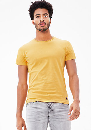 Slim fit jersey T-shirt from s.Oliver